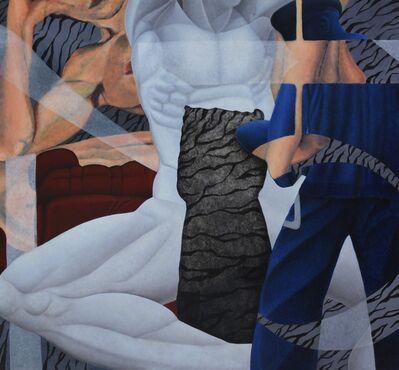 Kollayoot Saritdigoon, 'Come on to See Who is Big!', 2015