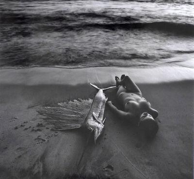 Flor Garduño, 'The stranded lovers, México', 2008