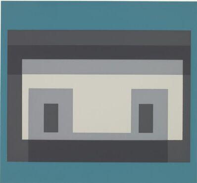 Josef Albers, 'Iv', 1967