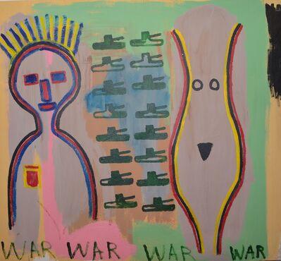 Toy Boy, 'War', 2018