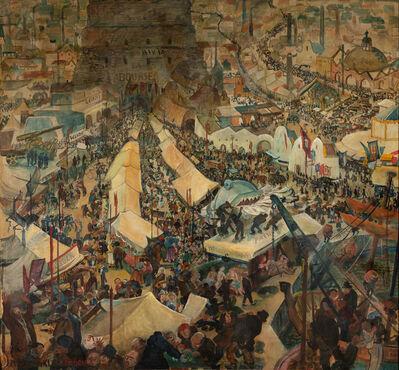 Oskar Laske, 'Jahrmarkt des Lebens, Opus 123', 1936