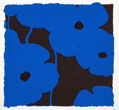 Donald Sultan, 'Blues, Sept. 24th, 2008', 2008
