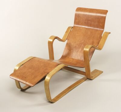 Marcel Breuer, 'Long chair', 1936
