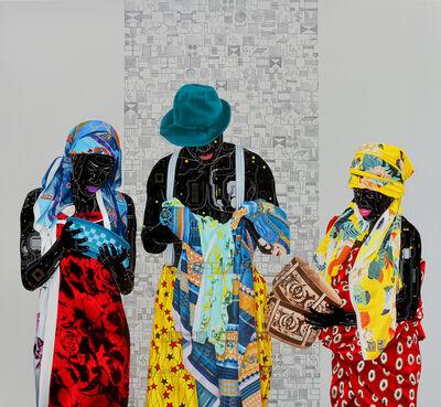 Eddy Kamuanga Ilunga, 'Fragile 6', 2018