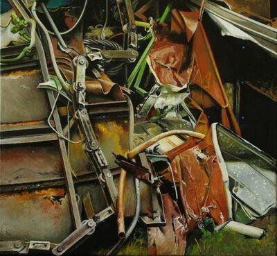 György Jovián, 'Ruin Study IV.', 2013