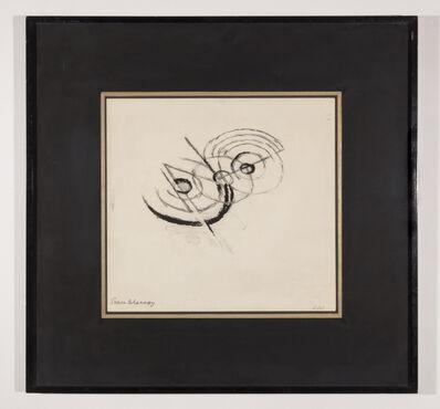 Sonia Delaunay, 'rythme noir et blanc n°2075', 1976