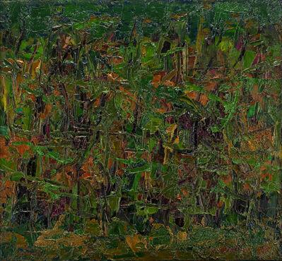 Ennio Morlotti, 'Paesaggio in Brianza (Imbersago)', 1958