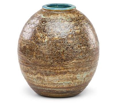 Maija Grotell, 'Large vase, Bloomfield Hills, MI', 1940s