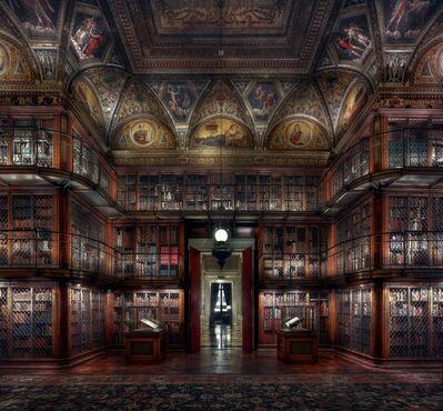 Christian Voigt, 'Morgan Library III', ca. 2015