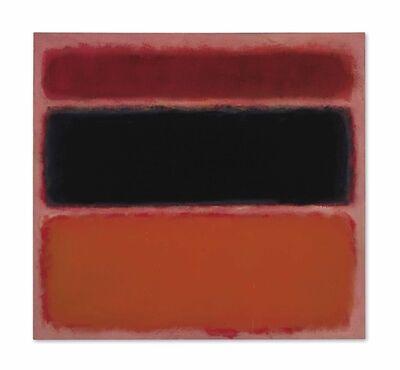 Mark Rothko, 'No. 36 (Black Stripe)', 1958