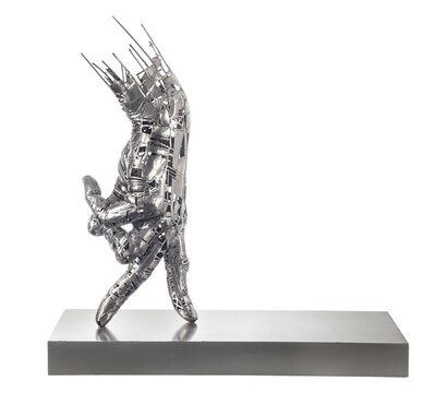 Jordi Díez, 'El caminant', 2020