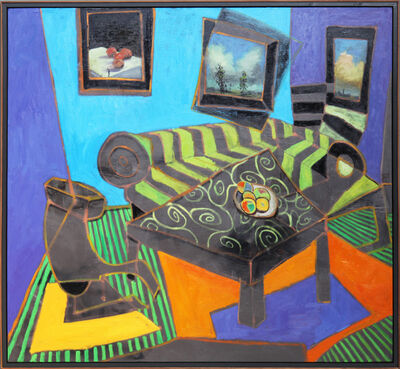 Anton Henning, 'Interieur No. 499', 2011