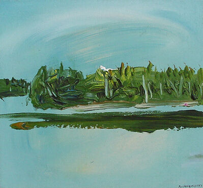 Rebecca Perehudoff, 'Morning Lake', 1997