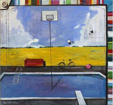 Leonardo Aguirre, 'Basketball', 2016