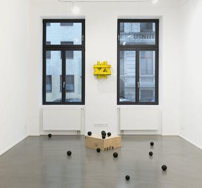 Kai Richter, 'Gott würfelt nicht', 2018