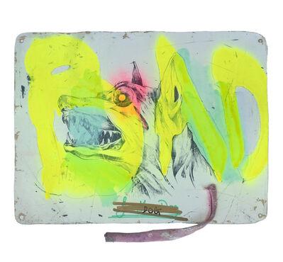 Lavar Munroe, 'Beware of the Dog I', 2017