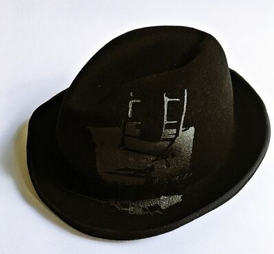 Andy Warhol, 'Andy Warhol Wool Hat From the Estate of Tim Hunt (former curator and sales agent for the Warhol Foundation) and his wife, bestselling author Tama Janowitz.', ca. 2010
