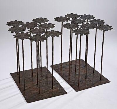 Hubert Le Gall, 'Anthemis (Sidetable 9 Flowers)', 2012
