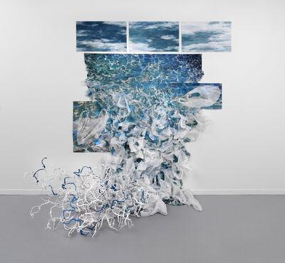 Toby Zallman, 'Plastic Bags in Water 5 ', 2018