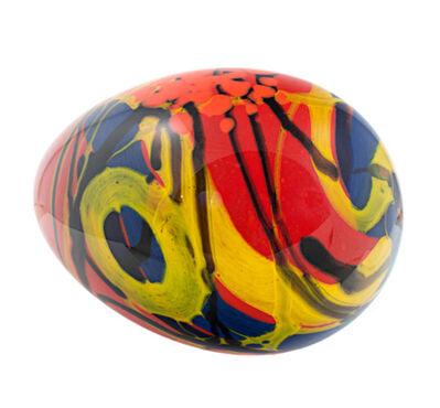 Ioan Nemtoi, 'Red Egg', 2005