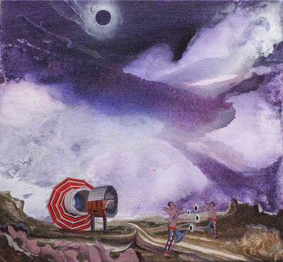 Michael Sistig, 'Materie-Antimaterie 4', 2012