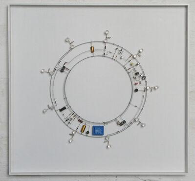 Peter Vogel, 'Kreislauf', 2015