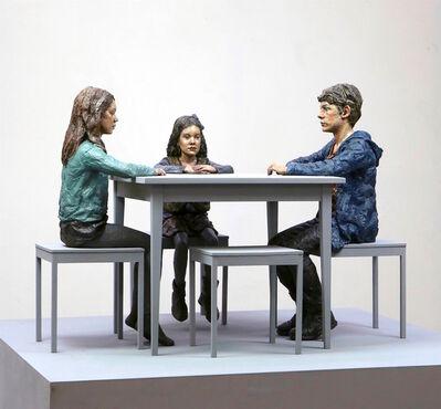 Sean Henry, 'The Dinner table', 2015