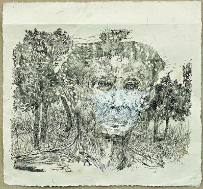 Liu Wei 刘炜 (b. 1965), 'Portrait 2005 No.3', 2005