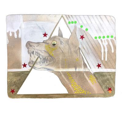 Lavar Munroe, 'Beware of the Dog IV', 2017