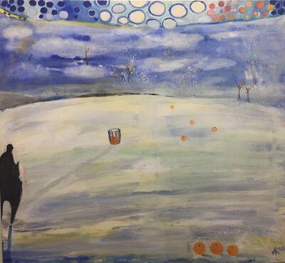 Alexandra Rozenman, 'Rider and his Orange Juice', 2005