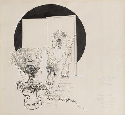Ralph Steadman, 'Housekeeping', 1971