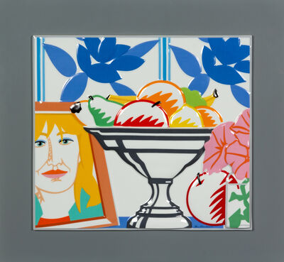 Tom Wesselmann, 'Still Life', 1988