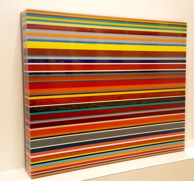 Harald Schmitz-Schmelzer, '61 Farben, Zirikote', 2013