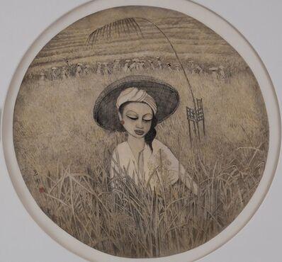 Cheong Soo Pieng, 'Bali Woman'