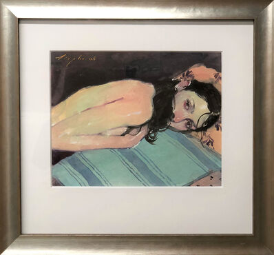 Malcolm T. Liepke, 'Pillows', 2006