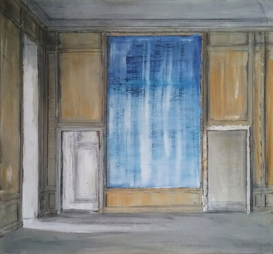 Pierre Bergian, 'The Blue Mirror', 2018