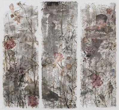 Luo Min, 'Poesía de flores de otoño No. 19', 2017