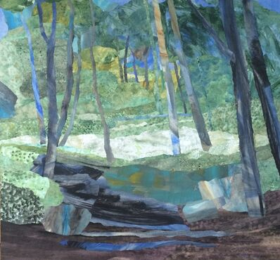 Marzia Colonna, 'Pine Trees in Tuscany', 2016