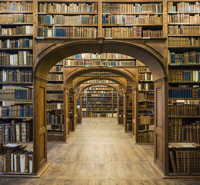 Reinhard Gorner, 'Library Hall, Upper Lusatian Library of Sciences, Görlitz', 2014