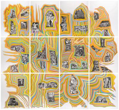 Santiago Cucullu, 'Architectonic vs. H.R.', 2006