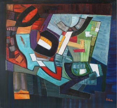 Bruno Saba, 'pittura 11', 2016