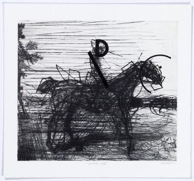 Rhett Martyn, 'William's Horse', 2015-2018