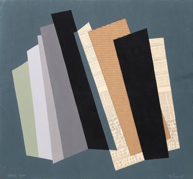 Jasha Green, 'City Scapes III', ca. 1981
