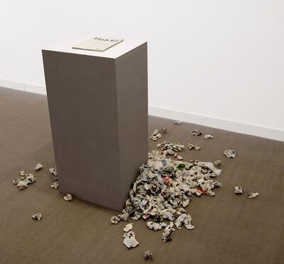 Maria Anwander, 'The World's Leading Art Magazine', 2009
