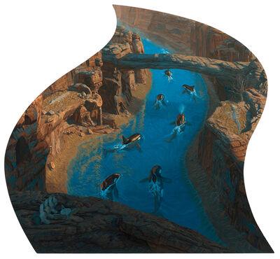 Josh Tiessen, 'Peace Like a River', 2018