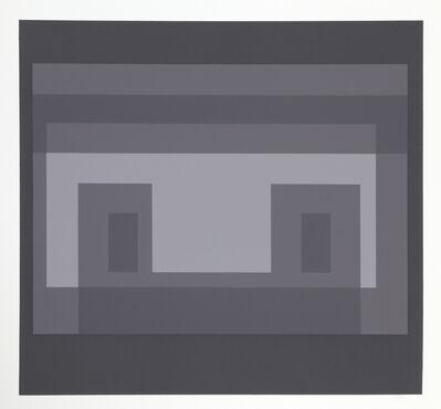 Josef Albers, 'Portfolio 1, Folder 30, Image 2', 1972