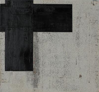 Thomas Thüring, 'Cross Black 2', 2014