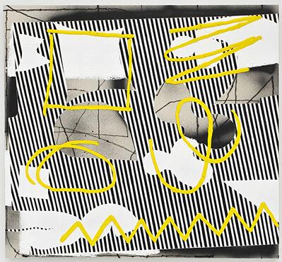 Trudy Benson, 'Movement in Stripes', 2015
