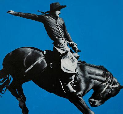 Geoffrey Gersten, 'Black & Blue ', 2021