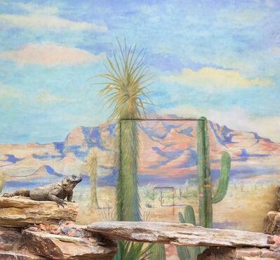 Eric Pillot, 'Reptile and Cactus', 2015